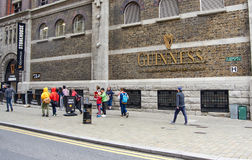 Guinness Storehouse in Dublin. Stock Photography