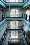 Guinness Storehouse floors Royalty Free Stock Photo
