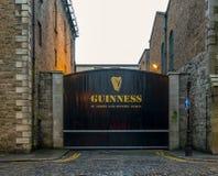 Guinness-Tor stockbild