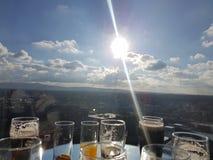 Guinness torn Dublin Royaltyfri Fotografi