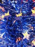 Guirlande de Jour de la Déclaration d'Indépendance Image stock