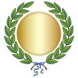 Guirlande de laurier illustration libre de droits