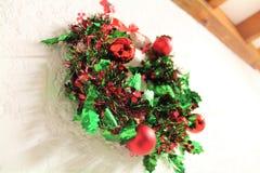 Guirlande de nouvelle année photos stock
