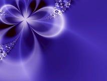 Guirlande des fleurs Images libres de droits