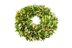 Guirlande florale photographie stock libre de droits