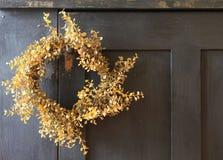 Guirlande jaune Photo stock