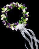 Guirlande nuptiale Images libres de droits