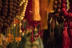 Guirlandes de couleur multiple Photo stock