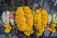 Guirlandes florales Image libre de droits