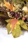 Guirnalda 3 de la cosecha Fotos de archivo