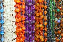 Guirnalda colorida Fotos de archivo libres de regalías