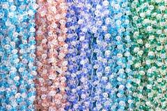 Guirnalda colorida Imágenes de archivo libres de regalías