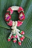 Guirnalda de la flor Imágenes de archivo libres de regalías