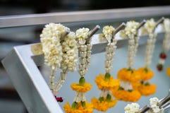 Guirnalda de la flor Imagen de archivo libre de regalías