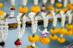 Guirnalda de la flor Imagenes de archivo