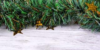 Guirnalda de la malla Imagen de archivo