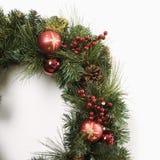 Guirnalda de la Navidad. Imagen de archivo libre de regalías