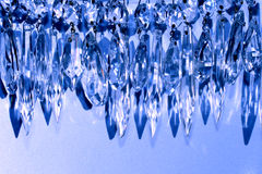 Guirnalda de la prisma de la lámpara Imagen de archivo