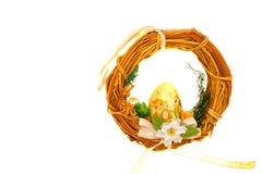 Guirnalda de Pascua Imagen de archivo