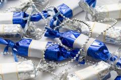 Guirnalda del caramelo Imágenes de archivo libres de regalías