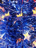 Guirnalda del Día de la Independencia Imagen de archivo