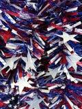 Guirnalda del Día de la Independencia Foto de archivo