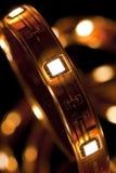 Guirnalda del LED Imágenes de archivo libres de regalías
