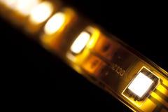 Guirnalda del LED Imagenes de archivo