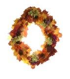Guirnalda del otoño Imagenes de archivo