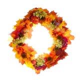 Guirnalda del otoño Imagen de archivo