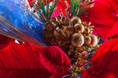 Guirnalda festiva Imagen de archivo libre de regalías
