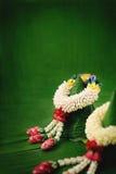 Guirnalda tradicional tailandesa del jazmín Imagen de archivo libre de regalías