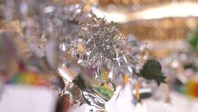 GUIRNALDAS de las decoraciones del día de fiesta PARA SUKKOT almacen de video