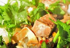 Guisado de carne Foto de Stock