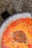 Guisado de Gulyasleves Imagem de Stock