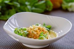 Guisado oriental saudável do vegetariano com vegetais Imagem de Stock Royalty Free