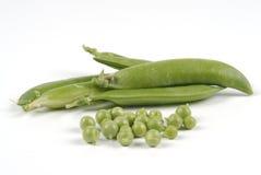 Guisantes verdes 3 Fotos de archivo