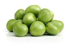 Guisantes verdes Foto de archivo