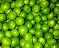Guisantes verdes foto de archivo libre de regalías