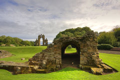 Guisborough Abbey Royalty Free Stock Photography