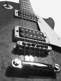 Guitar. Gibson electric guitar Stock Photos