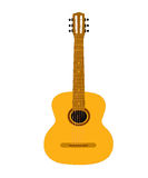 The Guitar. Royalty Free Stock Photo