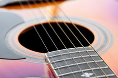Guitar Royalty Free Stock Photo