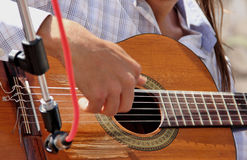 Guitar. Stock Image