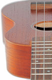 Guitar. A close up image of a guitar, isolated stock photography