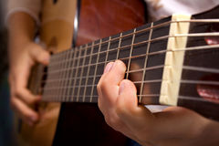 Free Guitar Stock Image - 3105971