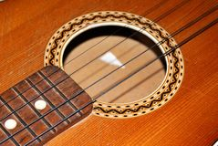 A guitar Royalty Free Stock Images