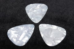Guitar accessories Royalty Free Stock Image