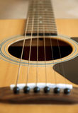 Guitar Acoustic Royalty Free Stock Photos