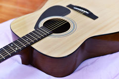 Guitar Acoustic Royalty Free Stock Photo